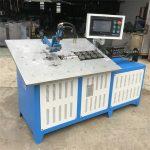 hot predaj automatické 3d oceľové drôty, ktoré tvoria CNC stroj, 2d drôtu ohýbanie stroj cena