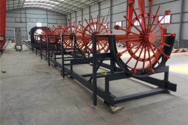 CNC vystuženie Pilótová oceľ Rebar Cage zváracie stroje