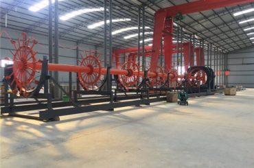 konštrukcia zvarovacia stroj na zváranie švov s ISO