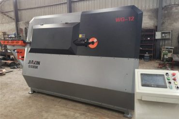 továreň železná tyč cnc automatické rebier ohýbačka stroj
