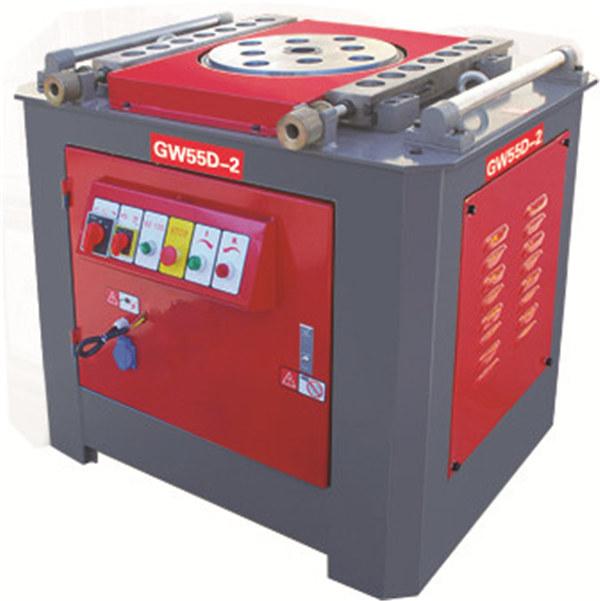 stroj na ohýbanie armatúr, ohýbanie elektrických výstuží, prenosné ohýbacie stroje