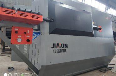 oceľové ohýbacie stroje na strmeň, stroj na výrobu oceľových tyčí, stroj na ohýbanie tyčí