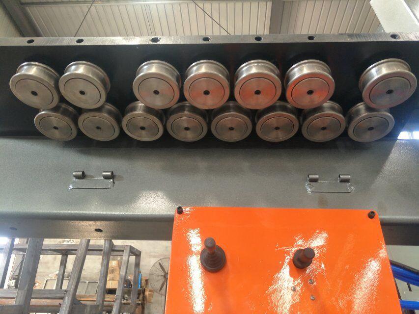CNC ohýbačka oceľových tyčí